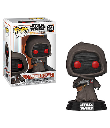 Funko Pop! Star Wars Mandalorian Offworld Jawa Vinyl Figure