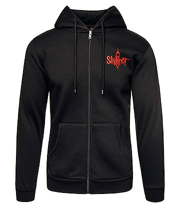 Official Slipknot 9 Point Star Hoodie (Black)