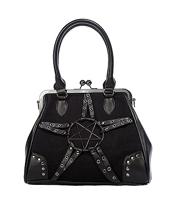 Banned Restrict Bag (Black)