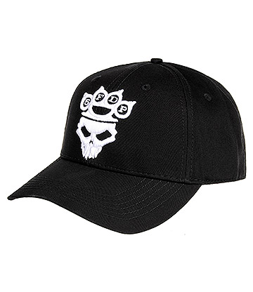 Official Five Finger Death Punch Skull Logo Cap (Black)