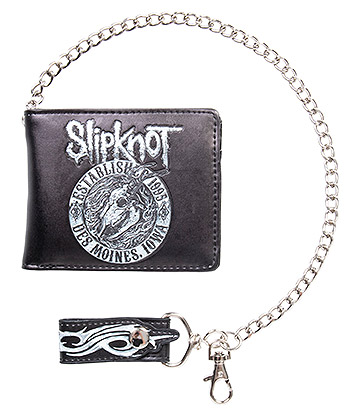 Nemesis Now Slipknot Goat Wallet (Black)
