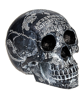Nemesis Now Dark Spirits Skull Figurine (20cm)