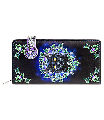 Nemesis Now Charmed One Embossed Purse (Black)