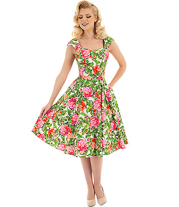 H&R Penny Dress (Multicoloured)
