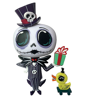 Disney Miss Mindy Nightmare Before Christmas Jack Vinyl Figure