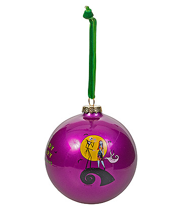 Nightmare Before Christmas Festive Frights Bauble