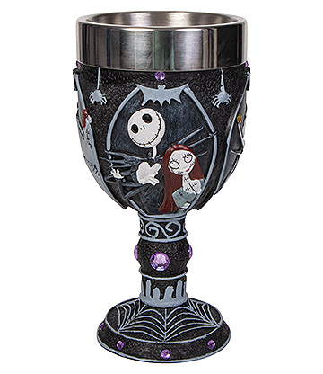 Nightmare Before Christmas Decorative Goblet (18cm)