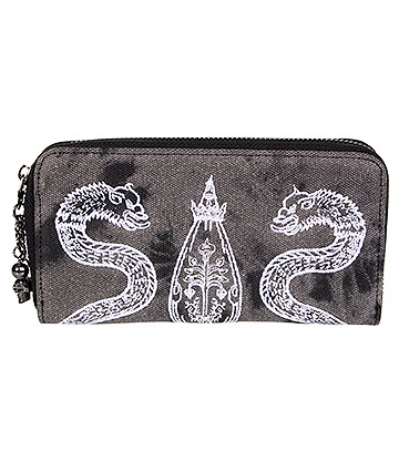 Banned Alt Alchemist Wallet (Black)