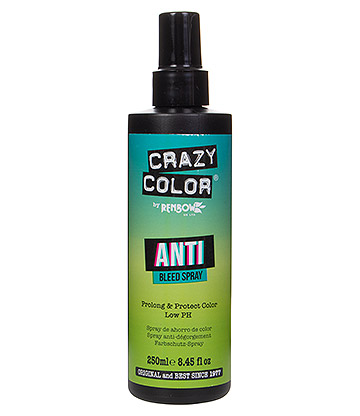 Crazy Color Anti Bleed Spray