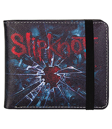 Rocksax Slipknot Shatter Wallet (Black)
