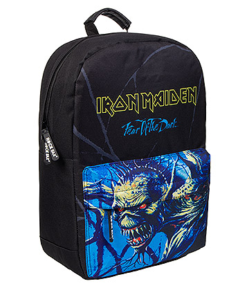 Rocksax Iron Maiden Fear Of The Dark Backpack (Black)