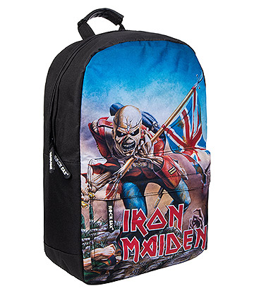 Rocksax Iron Maiden Trooper Backpack (Black)