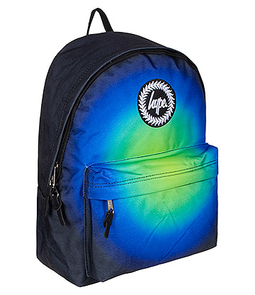 Hype Lime Fade Backpack (Multicoloured)