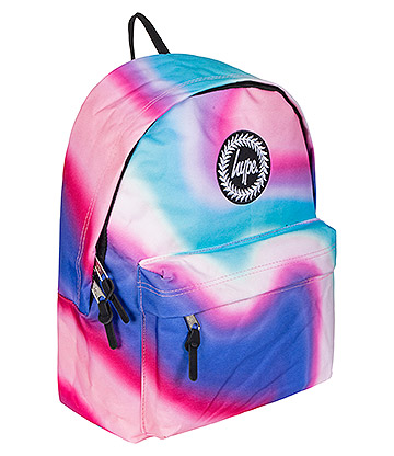 Hype Rainbow Wave Backpack (Multicoloured)