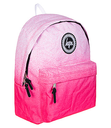 Hype Speckle Fade Backpack (Pink/White)