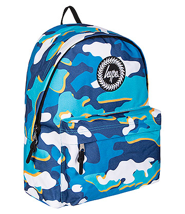Hype Blueline Camo Backpack (Blue)