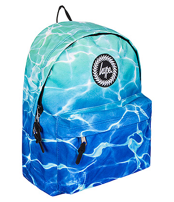 Hype Pool Fade Backpack (Blue)