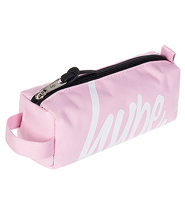Hype Script Pencil Case (Pink)