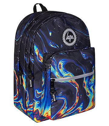 Hype Rainbow Marble Utility Backpack (Multicoloured)