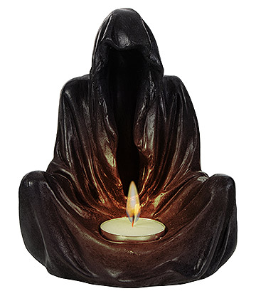 Nemesis Now Final Flame Tealight Holder (16cm)