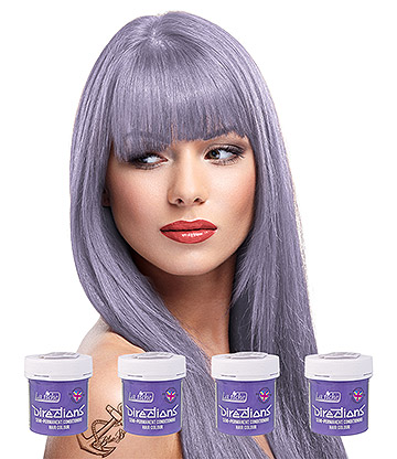 La Riche Directions Colour Hair Dye 4 Pack 88ml (Antique Mauve)
