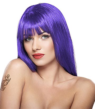 Stargazer Semi-Permanent Hair Dye 70ml (Violet)
