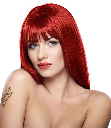 Stargazer Semi-Permanent Hair Dye 70ml (Rouge Red)