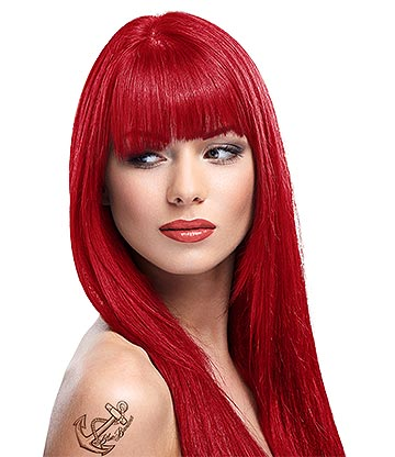 La Riche Directions Colour Hair Dye 88ml (Poppy Red)