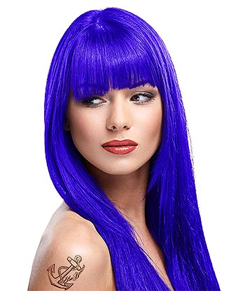 La Riche Directions Colour Hair Dye 88ml (Neon Blue)