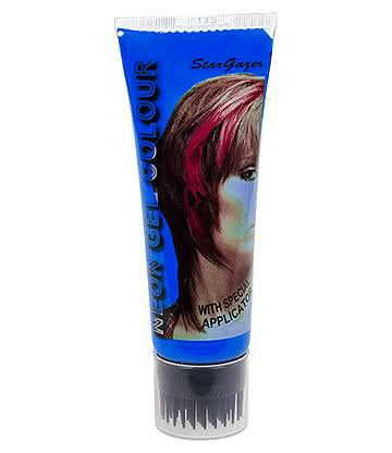 Stargazer UV Hair Gel 50ml (Blue)