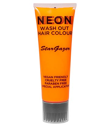 Stargazer UV Hair Gel 50ml (Orange)