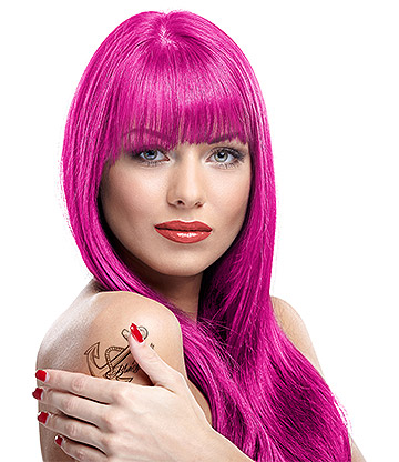 Manic Panic Amplified Semi-Permanent Hair Dye 118ml (Hot Hot Pink)