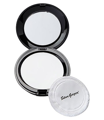 Stargazer Pressed Powder Puder (Weiß)