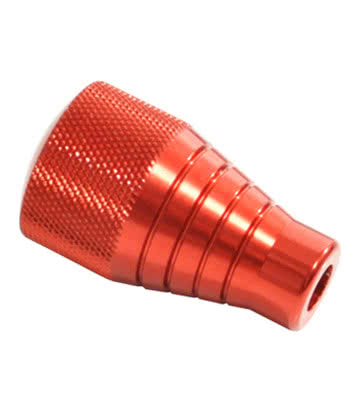 Hi-Tech AG6 Style Grip (Red)