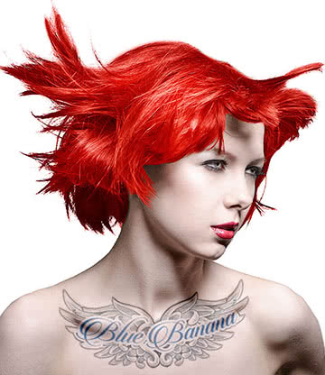 Manic Panic Amplified Semi-Permanent Hair Dye 118ml (Wildfire)