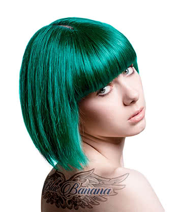 Stargazer Semi-Permanent Hair Dye 70ml (Tropical Green)