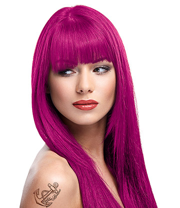 La Riche Directions Colour Hair Dye 88ml (Cerise Pink)