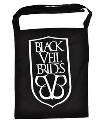 Official Black Veil Brides Logo Bag (Black)