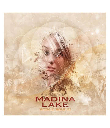 Official Madina Lake World War III CD