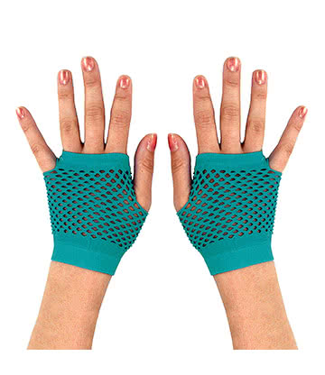 Guantes Blue Banana Short Net (Azul)