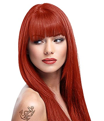 La Riche Directions Colour Hair Dye 88ml (Flame Red)
