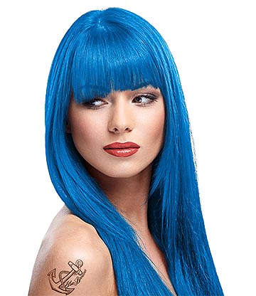 La Riche Directions Colour Hair Dye 88ml (Lagoon Blue)