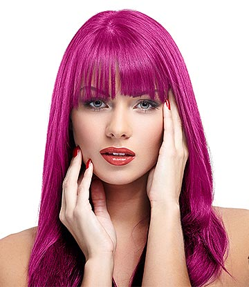 Manic Panic High Voltage Classic Cream Formula Colour Hair Dye 118ml (Fuschia Shock)
