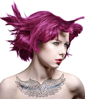 Manic Panic High Voltage Classic Cream Formula Colour Hair Dye 118ml (Fuchsia Shock)