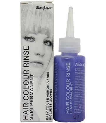 Stargazer Hair Colour Toner 70ml (White)