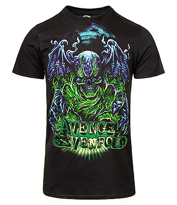 Official Avenged Sevenfold Dare to Die T Shirt (Black)