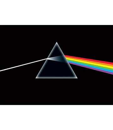 Official Pink Floyd Darkside Poster