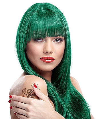 Manic Panic Amplified Semi Permanent Hair Dye 118ml (Green Envy)