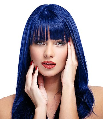 Manic Panic High Voltage Classic Cream Formula Colour Hair Dye 118ml (Blue Moon)