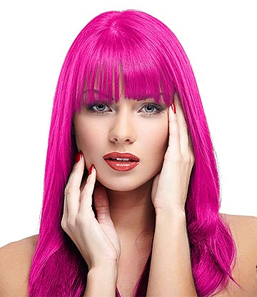 Manic Panic High Voltage Classic Cream Formula Colour Hair Dye 118ml (Hot Hot Pink)
